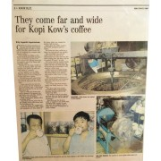 2008, The Straits Times