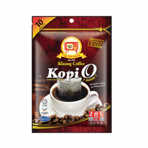 Black Coffee Bag (2in1) with Sugar 10s