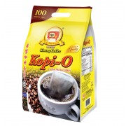 Black Coffee Bag 100s (Eco Pack)