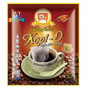 Black Coffee Bag 20s