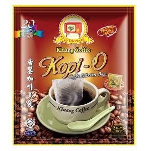 Black Coffee Bag 20s