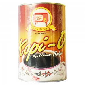 Black Coffee Powder 500gm (Fine)